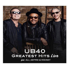 GREATEST HITS LIVE CD (ONLINE EXCLUSIVE)