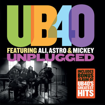 UB40 UNPLUGGED CD