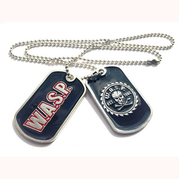Logo Dog Tag Necklace