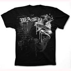 Black Skull July 2011 Tour T-Shirt