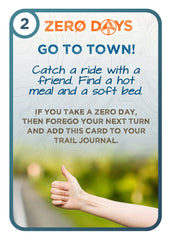 Appalachian Trail Community Zero Day Chance