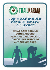 Trail Karma Appalachian Trail volunteers