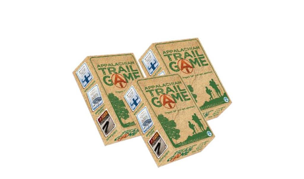 Appalachian Trail Game — Backpacking Edition 3 Pack