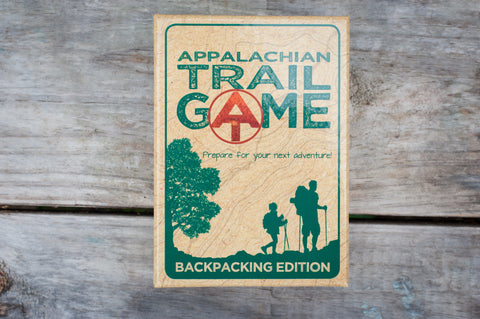Appalachian Trail Game - Original Backpacking Edition