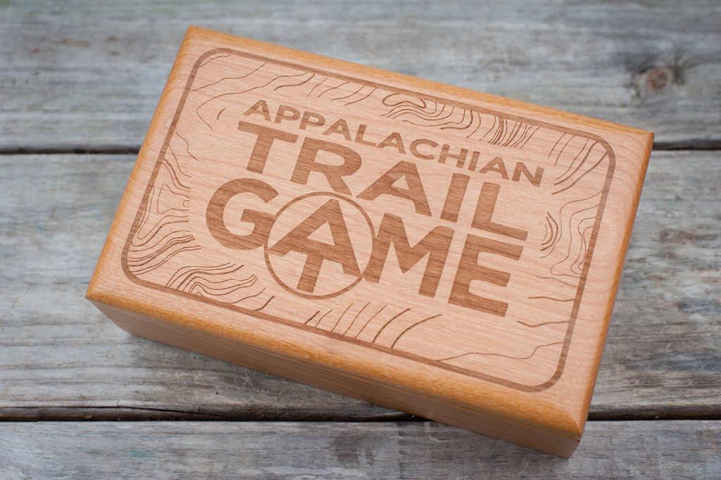 Appalachian Trail Game — Deluxe Backpacking Edition