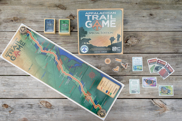 Appalachian Trail Game - Special Edition