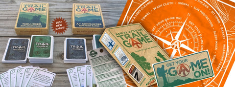 Appalachian Trail Games - Expanded Gift Set