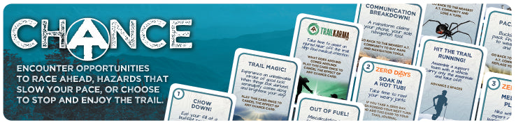 Appalachian Trail Challenge Cards