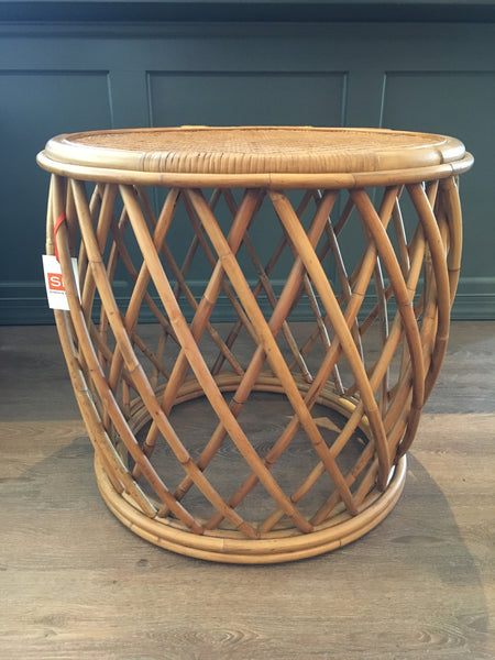 Ralph Lauren Home Cape Lodge Rattan Side Table