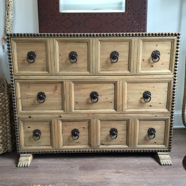 Ralph Lauren Home Sonora Canyon Studded Chest