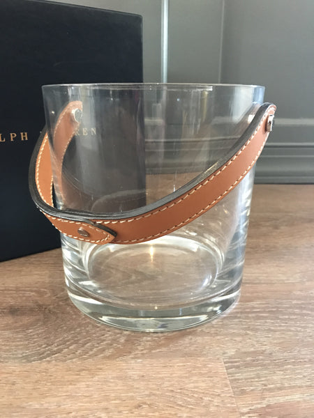 Ralph Lauren Home Barrett Ice Bucket