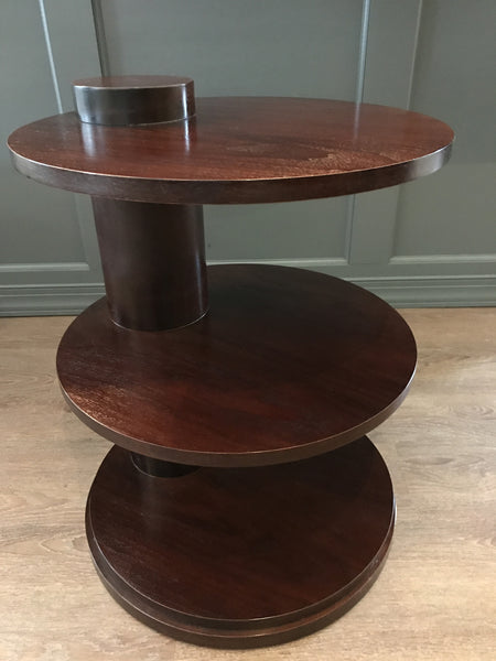 Ralph Lauren Home Mercer Street End Table