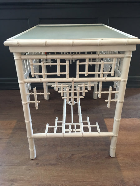 Ralph Lauren Home Indian Cove Lodge End Table