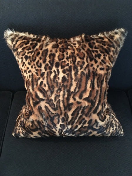 Ralph Lauren Keeley Ocelot Pillow