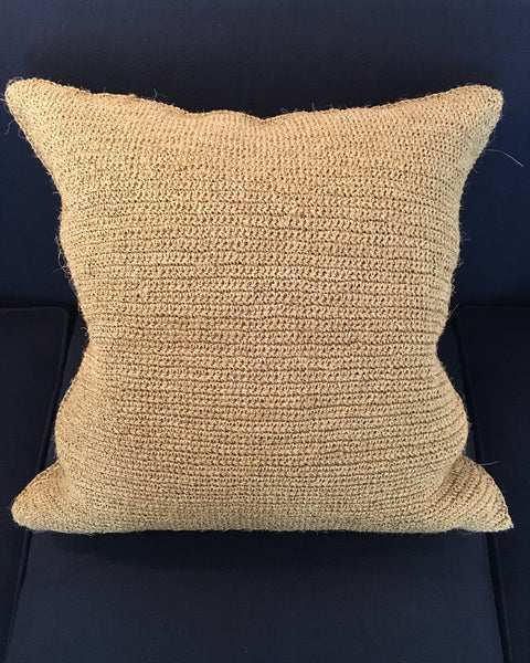 Ralph Lauren Large Sisal Pillow