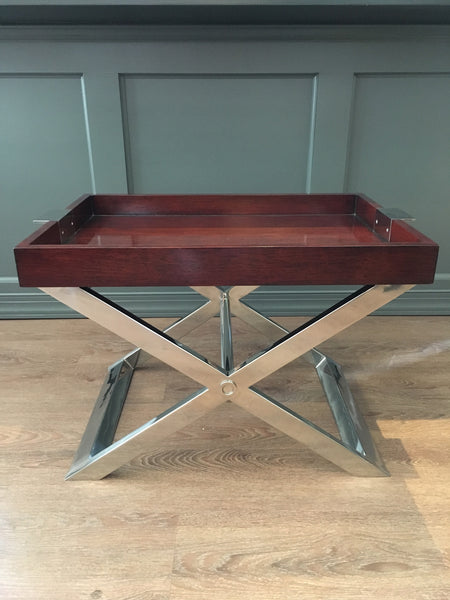 Ralph Lauren Home Pierce Tray Table