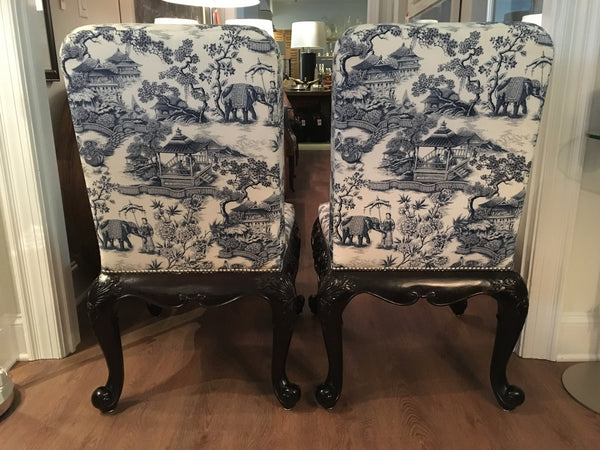 Ralph Lauren Home Bel Air Dining Side Chairs (Pair)