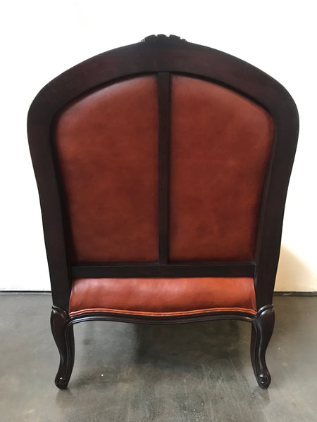 Ralph Lauren Home Irish Coast Carved Lounge Chair