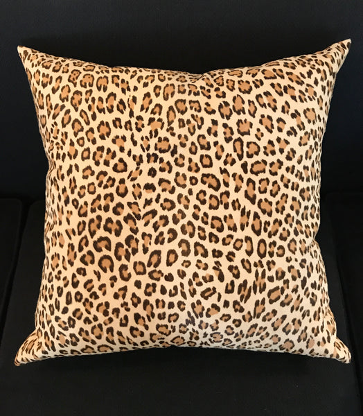 Ralph Lauren Home Kudu Leopard Pillow