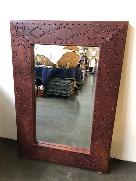 Ralph Lauren Home Safari Mirror