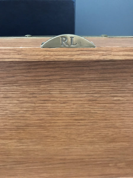 Ralph Lauren Home Bayfield Oak Box