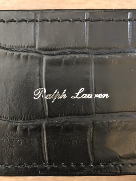 Ralph Lauren Home Moore Bookends - Black