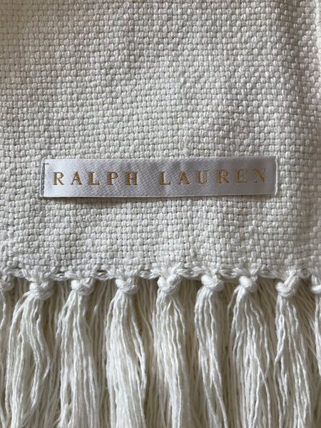 Ralph Lauren Home Linen Throw