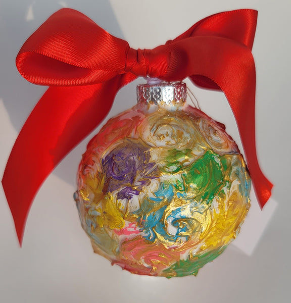 Designer Christmas Ornament ~ 2020 Collection #15