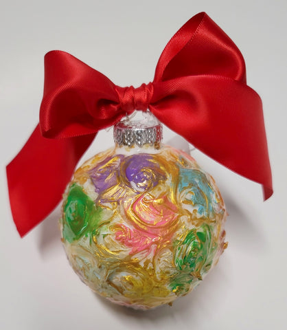 Designer Christmas Ornament ~ 2020 Collection #13