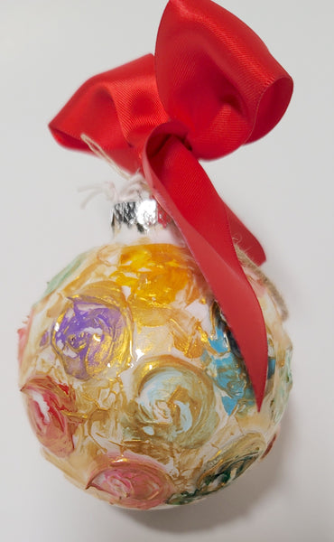 Designer Christmas Ornament ~ 2020 Collection #6