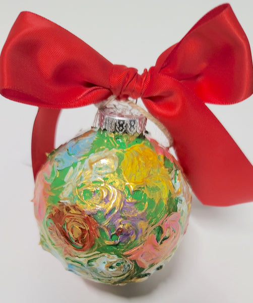 Designer Christmas Ornament ~ 2020 Collection #12