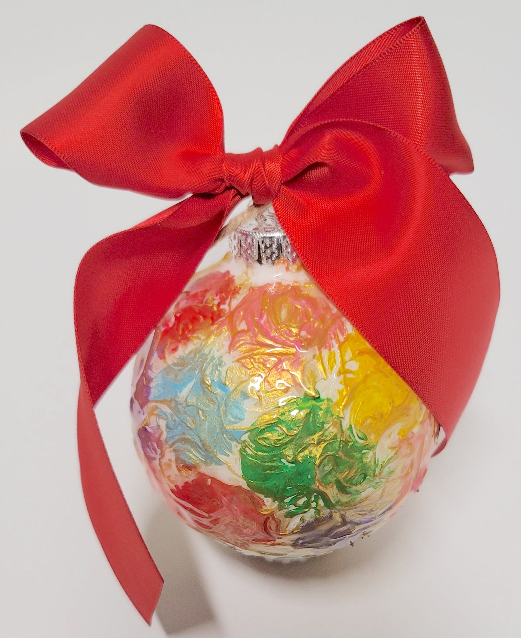 Designer Christmas Ornament ~ 2020 Collection #14