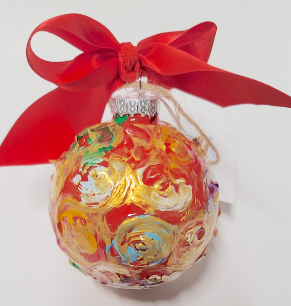 Designer Christmas Ornament ~ 2020 Collection #7