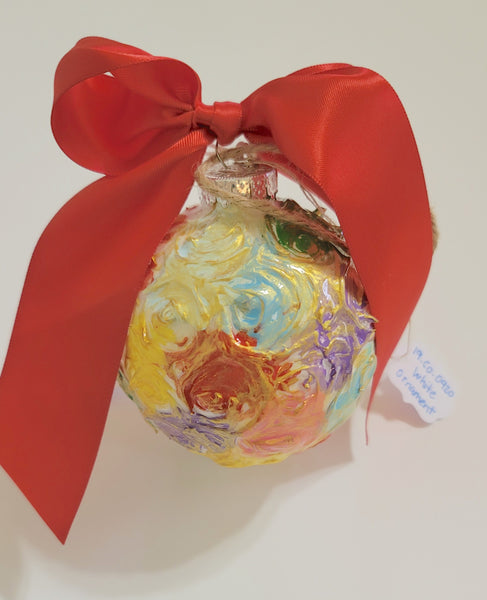 Designer Christmas Ornament ~ 2020 Collection #19