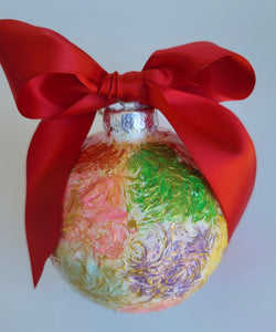 Designer Christmas Ornament - 2020 Collection #47