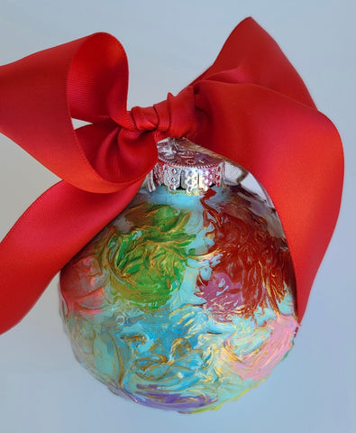 Designer Christmas Ornament - 2020 Collection #37