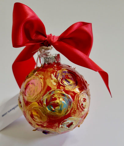 Designer Christmas Ornament ~ 2020 Collection #9