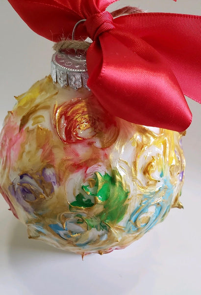 Designer Christmas Ornament ~ 2020 Collection #1