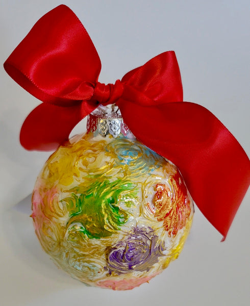 Designer Christmas Ornament ~ 2020 Collection #24