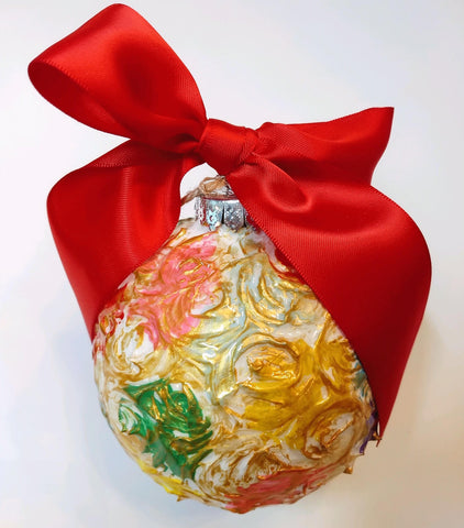 Designer Christmas Ornament ~ 2020 Collection #17
