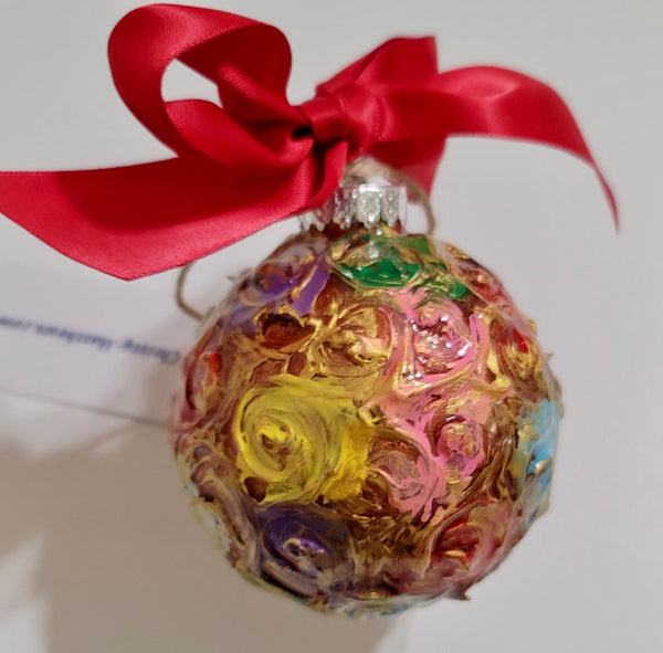 Designer Christmas Ornament ~ 2020 Collection #11
