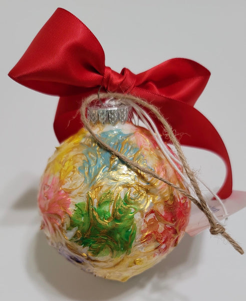 Designer Christmas Ornament ~ 2020 Collection #27