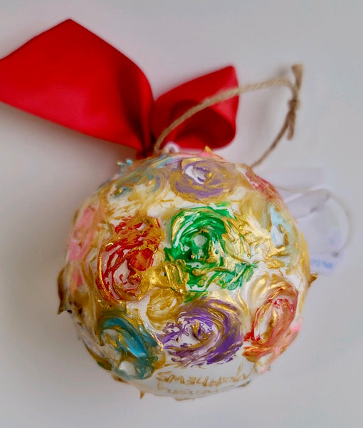 Designer Christmas Ornament ~ 2020 Collection #4