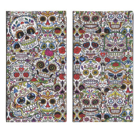 Decorative Matches, 2 boxes, Sugar Skulls