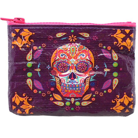 Sunshine Skulls Coin Purse