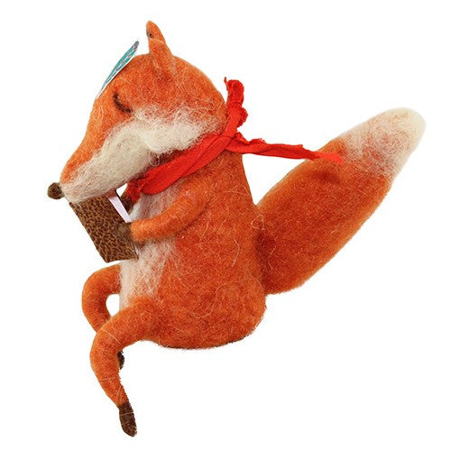 Story Telling Fox Wooly Friend