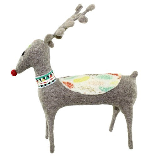 Reindeer Wooly Friend