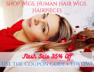 Get your Hands on Flash Summer Sale and Save Big on your Wigs