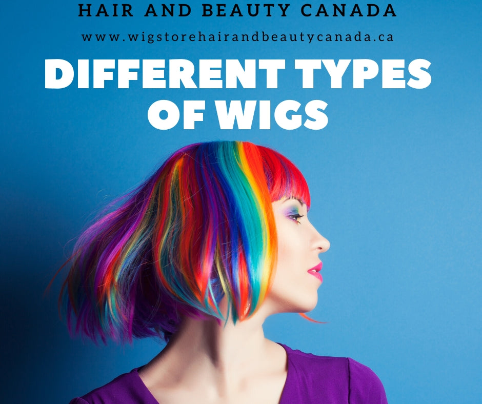 Picking a Right Wig Getting Pretty Confusing? Know All the Types and Choose Right One!
