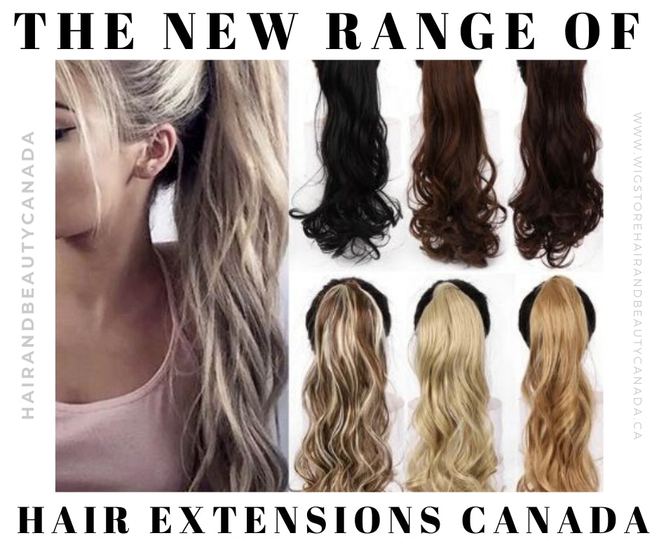 Take Your Hairstyle To The Next Level With An All New Range Of Hair Extensions Canada